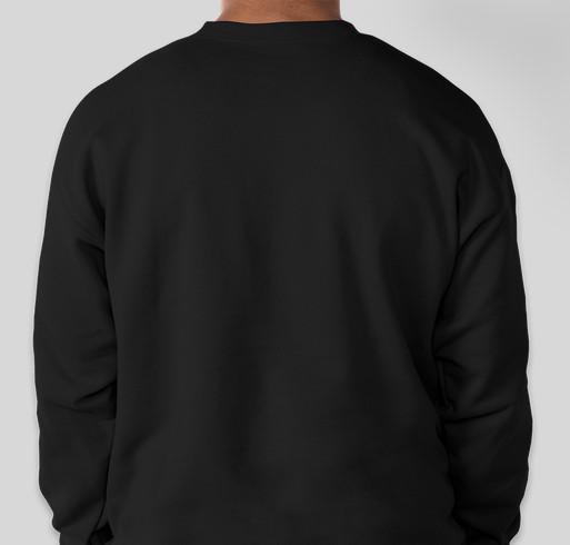 PUGCUBUS Fundraiser - unisex shirt design - back