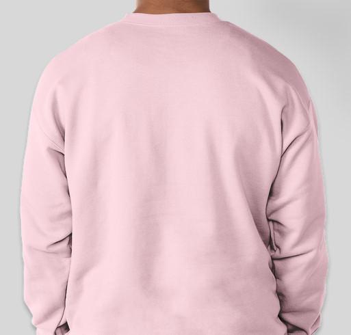 I love Visitation Shirts Fundraiser - unisex shirt design - back