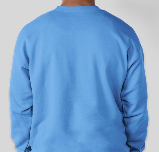 WBHS Music Boosters Spirit Wear Fundraiser - unisex shirt design - back