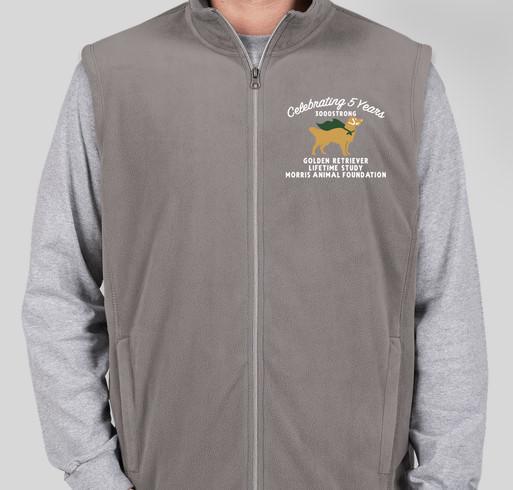 Port Authority Microfleece Vest