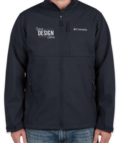 Columbia Ascender Soft Shell Jacket - Collegiate Navy