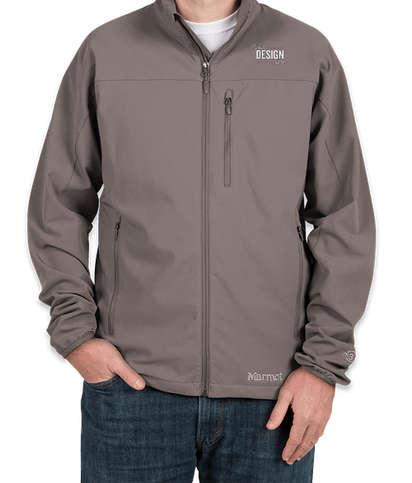 Marmot Lightweight Tempo Soft Shell Jacket - New Cinder