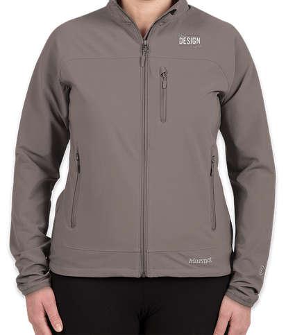 Marmot Women's Lightweight Tempo Soft Shell Jacket - Cinder