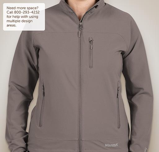 Custom Marmot Lightweight Tempo Soft Shell Jacket - Design Soft ...