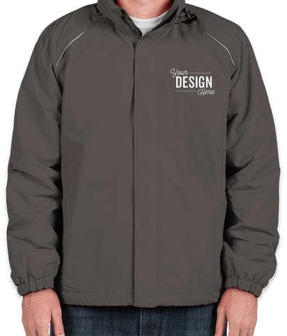 Core 365 Fleece Lined All-Season Jacket - Carbon