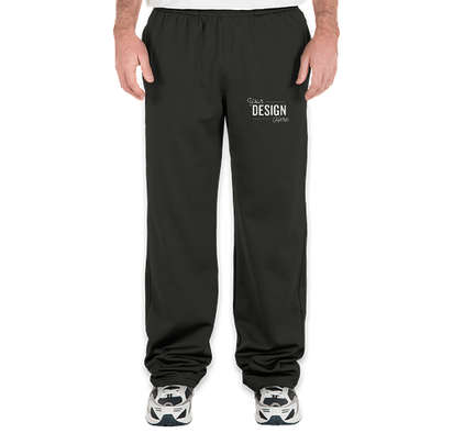 Sport-Tek Sport-Wick Performance Sweatpants - Black