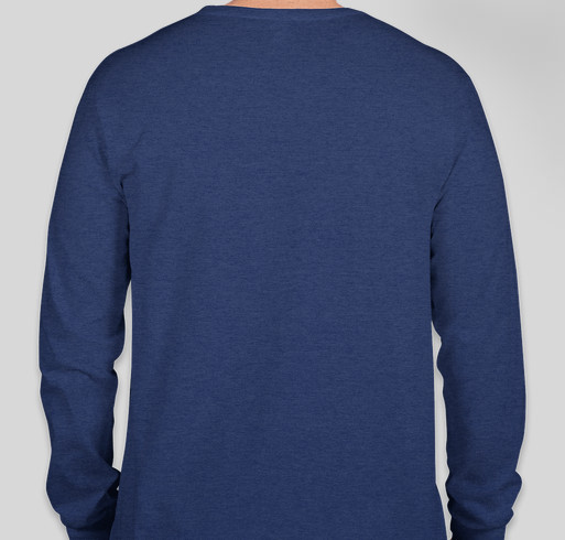 Pavilion Sweatshirts and Long Sleeve Tees Fundraiser - unisex shirt design - back