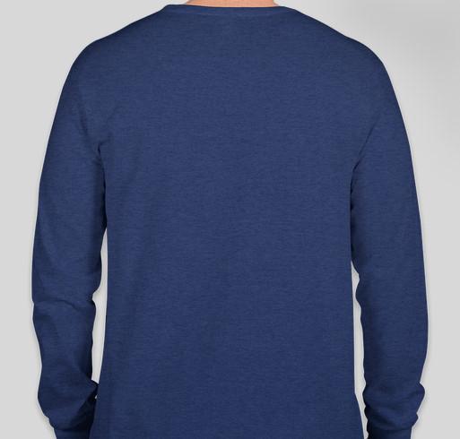 Acupuncture Medicine for Life Fundraiser - unisex shirt design - back