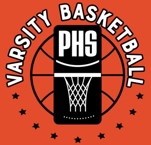 Varsity Basketball design idea