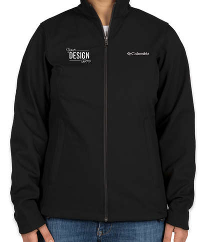 Columbia Women's Kruser Ridge Soft Shell Jacket - Black