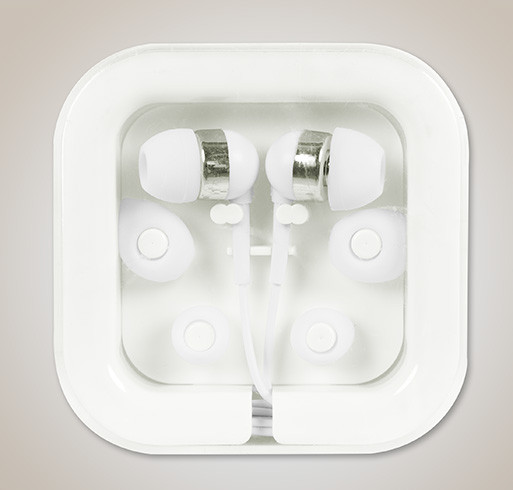 Color Pop Earbuds - Selected Color