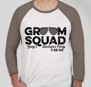 d4c30195dc42 Bachelor Party T-Shirt Designs - Designs For Custom Bachelor Party T ...