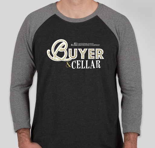 Brian McDonald / Buyer and Cellar Fan Club Fundraiser - unisex shirt design - front