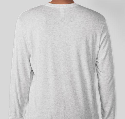 Royal Oak Animal Shelter Fundraiser Fundraiser - unisex shirt design - back