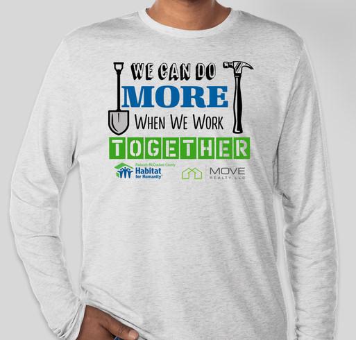 Paducah Habitat for Humanity Fall Home Build 2020 Fundraiser - unisex shirt design - front
