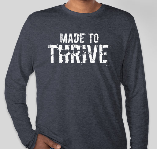 Help Military Families Thrive Fundraiser - unisex shirt design - front