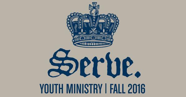 Serve.