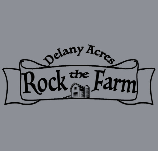 Rock the Farm 2018 - Hats shirt design - zoomed
