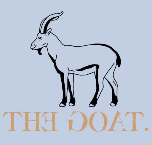 1500090c8b8eb The Goat Dad hat Custom Ink Fundraising