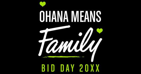 bid day