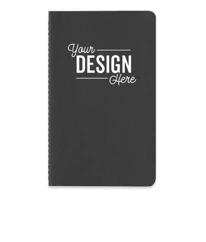 Moleskine Soft Cover Ruled Notebook - Black