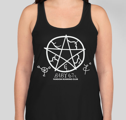 Winchester Series - The Baby 6.7k Fundraiser - unisex shirt design - front