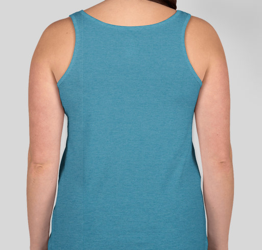 Ruby at Rest Fundraiser - unisex shirt design - back