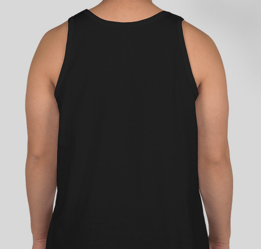 Wizards of the Coast fundraiser for Lambert House Fundraiser - unisex shirt design - back