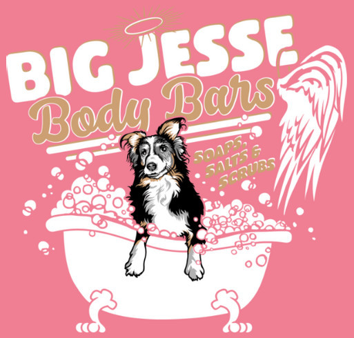 Big Jesse Body Bars shirt design - zoomed