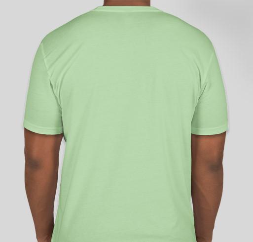 Mid Ohio Food Bank Fundraiser - unisex shirt design - back
