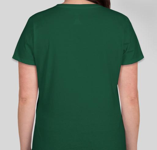 Jefferson PTA Fundraiser Fundraiser - unisex shirt design - back