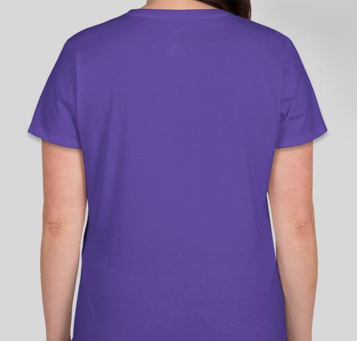 PyOhio 2021 Fundraiser - unisex shirt design - back