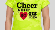 Cheer Your Heart Out