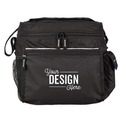 All Sport 24 Can Cooler - Black