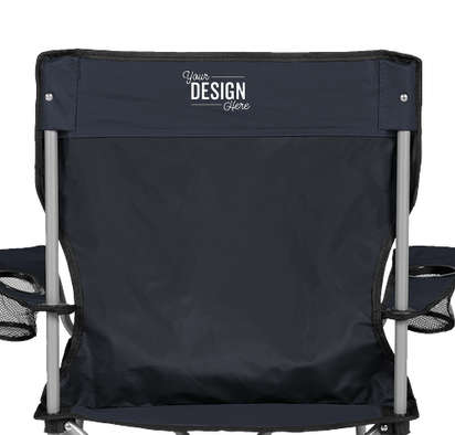 Game Day Event Chair - Navy