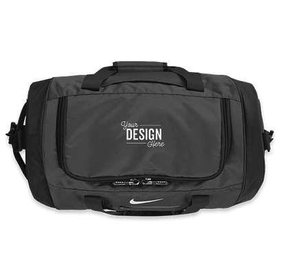 Nike Medium Duffel Bag - Anthracite / Black