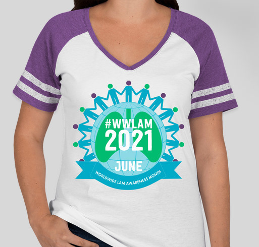 District Women's Game Time V-Neck T-shirt