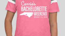 Carrie's Bachelorette