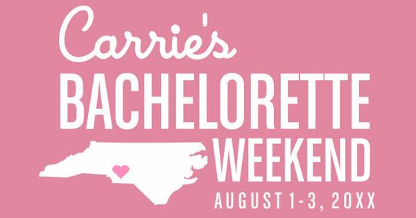 Carrie's Bachelorette