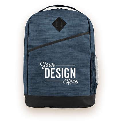High Line Backpack - Slate Blue