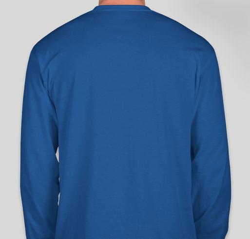 LADSE Mission Foundation Winter Hoodie Fundraiser Fundraiser - unisex shirt design - back