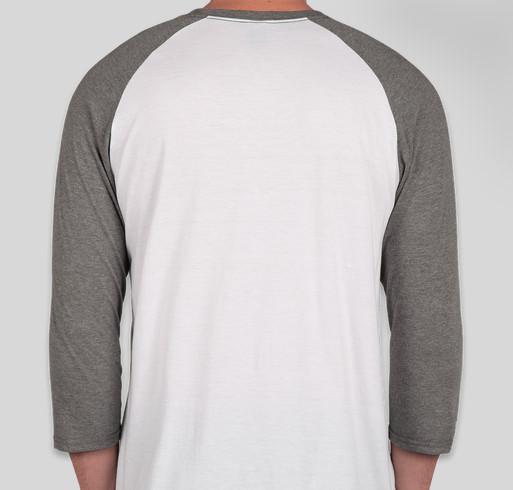 Legalize Delaware 2021 Fundraiser - unisex shirt design - back