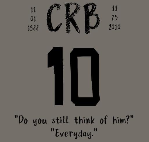 In memory of Colton Bertelson for Cheyenne shirt design - zoomed