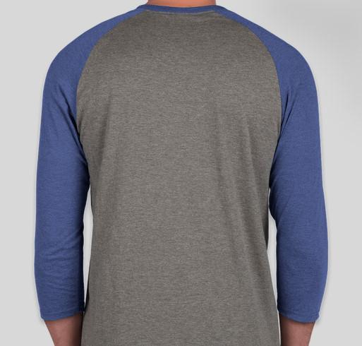 SIMWR Fundraiser Fundraiser - unisex shirt design - back