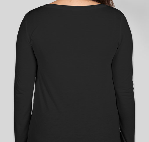 In honor of Nemo - Rosemary Farm Sanctuary Fundraiser - unisex shirt design - back