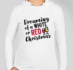 white or red