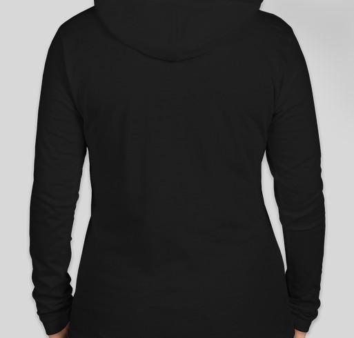 Yoga For Recovery Foundation Fundraiser Fundraiser - unisex shirt design - back