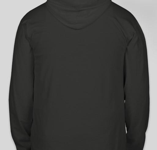 Grayhat 2020 Conference Fundraiser - unisex shirt design - back