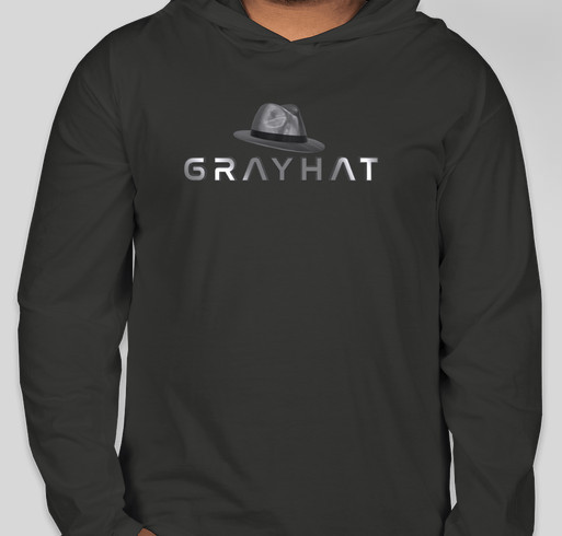 Grayhat 2020 Conference Fundraiser - unisex shirt design - front