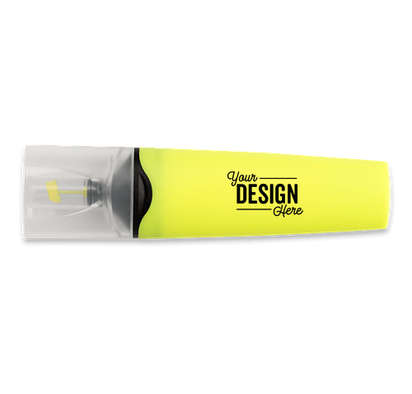 Sharpie Clear View Highlighter - Yellow